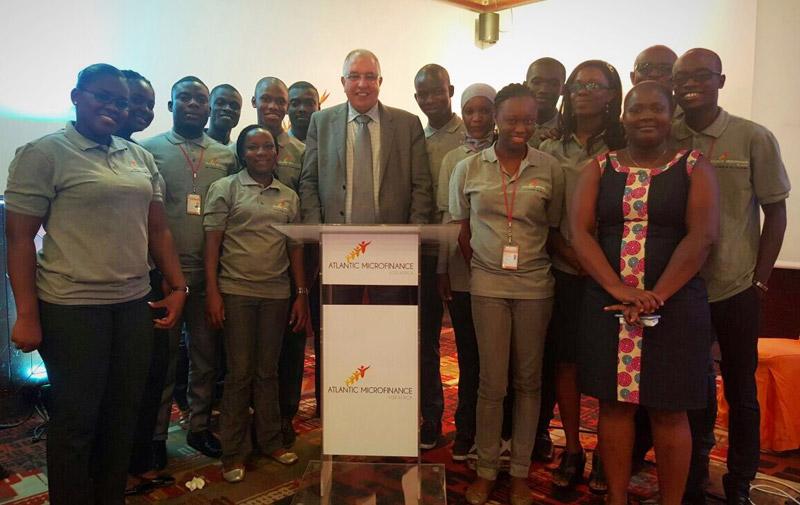 La banque populaire ouvre sa 1ère  agence de microfinance en cote d'ivoire