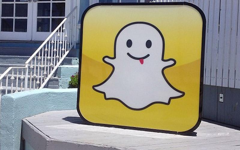 Snapchat piratée