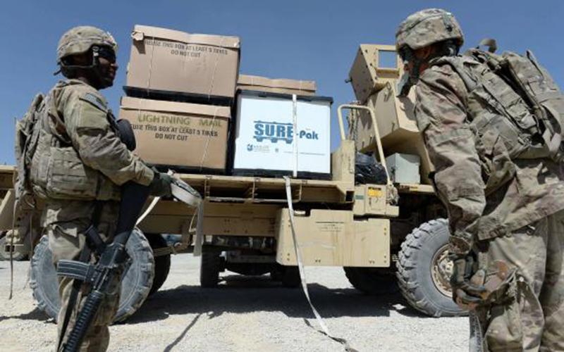 Kaboul : 3 soldats de l'Otan tués dans un attentat taliban