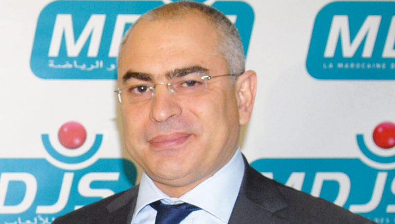 Younès El Mechrafi, élu membre du comité exécutif de la World Lottery Association