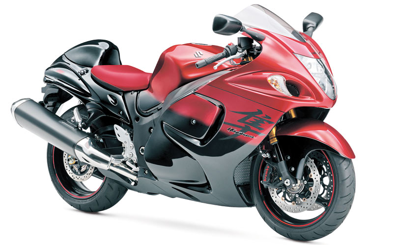 Suzuki Hayabusa S.E.2014: Le faucon est de retour!