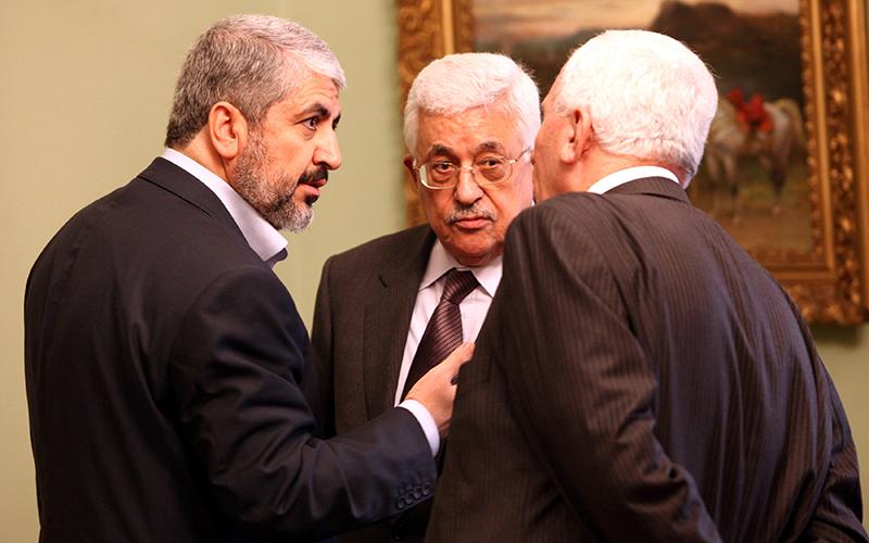 Fatah et Hamas s'accordent pour un retour du gouvernement d'union à Gaza