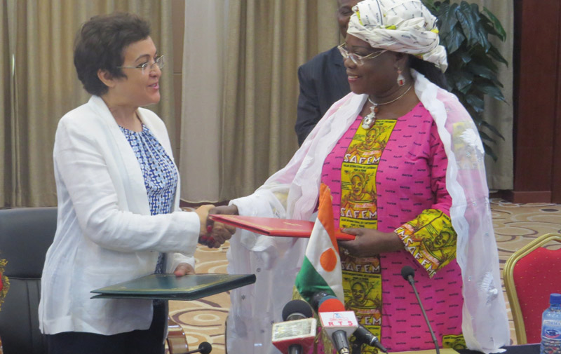 Artisanat : Un accord maroco-nigérien voit le jour