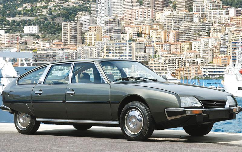 Il était une fois… Citroën CX  :   Retour vers le futur !