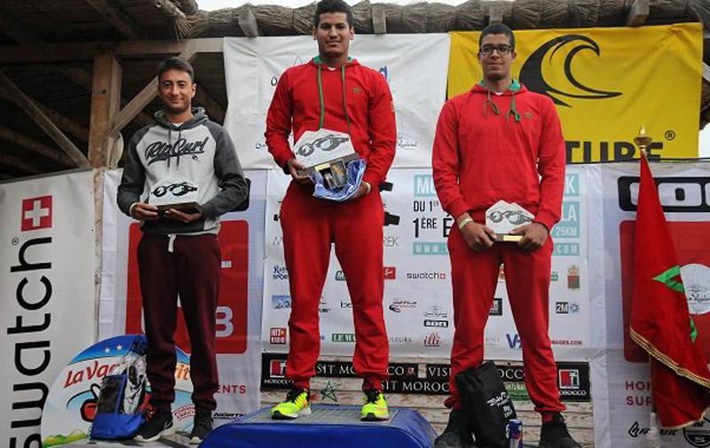 Natation: Said Saber remporte la première édition du Morocco Swim Trek