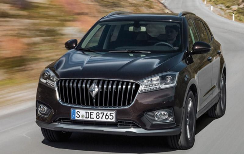 Borgward : Un nouveau SUV allemand
