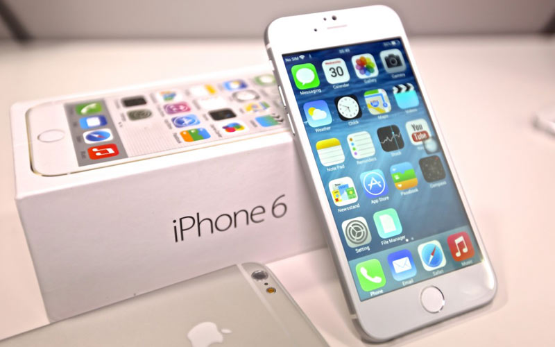 Apple : ventes mondiales record pour l'iPhone 6