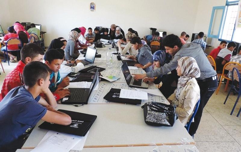 Objectif : 8.000 jeunes formés avant  la fin d'année