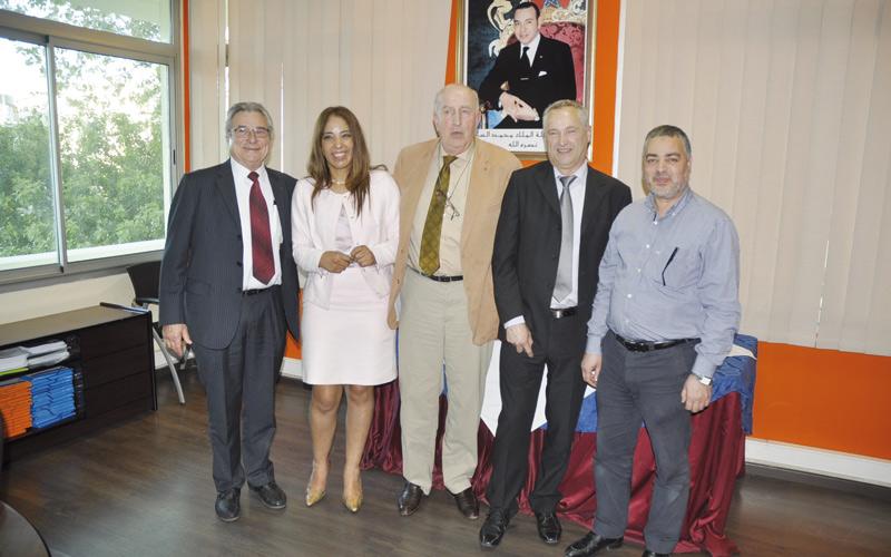 Grand-messe des PME-PMI  marocaines et françaises à Tanger