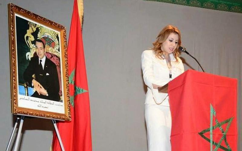 SM le Roi félicite Rajae Ghanimi, élue meilleur médecin arabe dans le monde