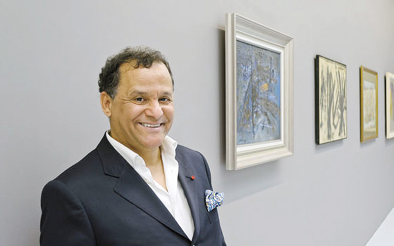 Exposition  «César: une histoire méditerranéenne», Mehdi Qotbi explique les objectifs
