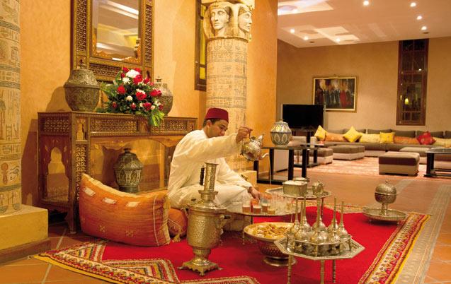 Ouarzazate : Une affluence record en 2014