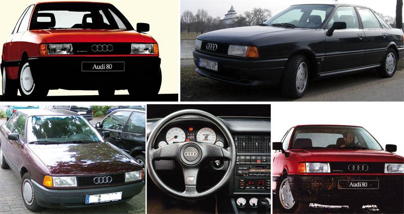 Il était une fois… Audi 80 B3 : Le chouchou des youngtimers