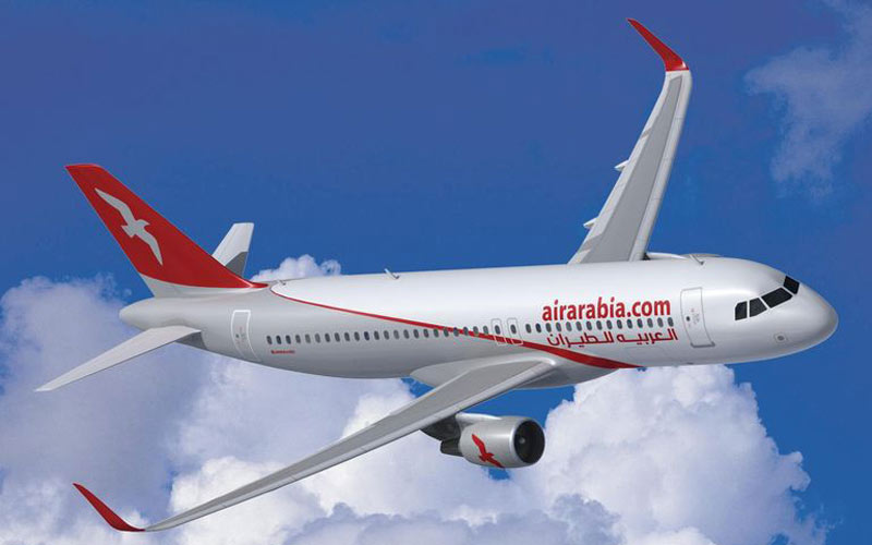 Air Arabia Maroc augmente le poids des bagages en cabine à 10 kg