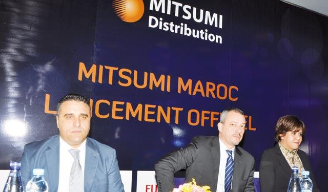 Mitsumi lance son hub régional  à Casablanca