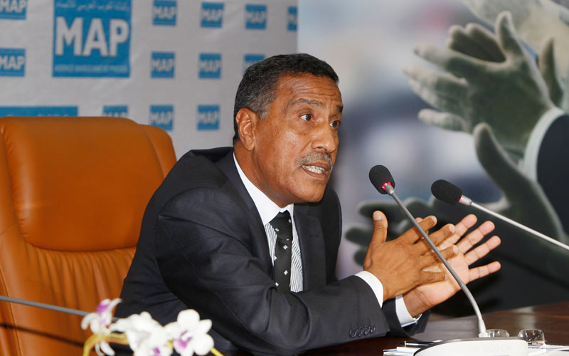 Miloudi Moukharik: «Après avoir fini avec les élections, ils vont s'en prendre à nos retraites»