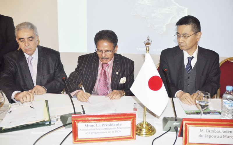 La coopération économique entre le  Maroc et le Japon appelée à se renforcer
