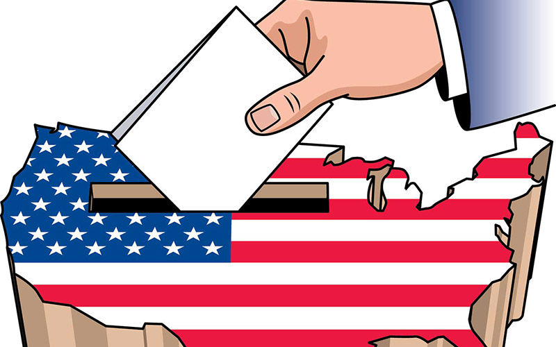 USA : 4 milliards de dollars dépensés pour les élections de mi-mandat
