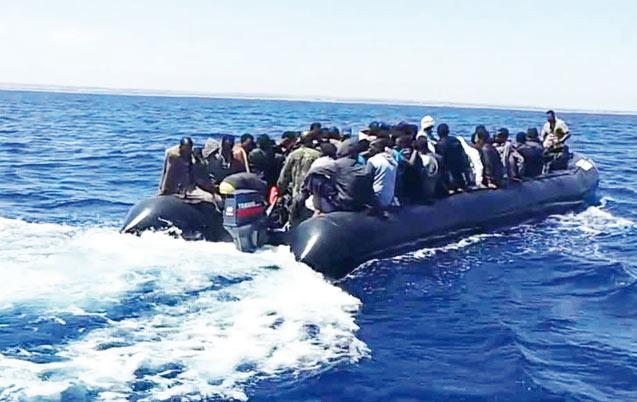 Nador : Six morts dans le chavirement d'une embarcation de migrants clandestins