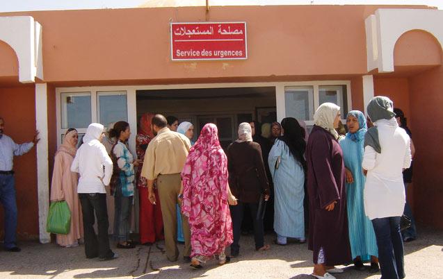 Laâyoune: Plus d'un millard de dirhams  pour la santé