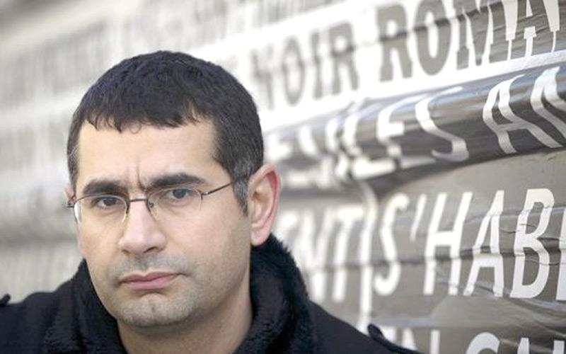 Rachid Santaki à l'Institut  français de Rabat