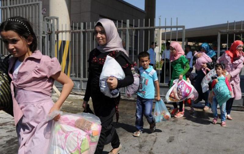 Allemagne :  quelques 18.000 réfugiés accueillis, 6 MDS d'euros débloqués