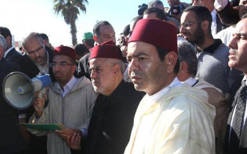 SAR le Prince Moulay Rachid prend part aux obsèques de Abdellah Baha