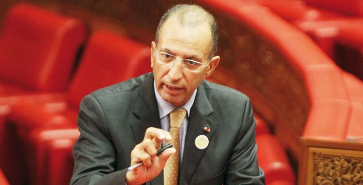 La lampe  du PJD divise les syndicats: L'UMT et la CDT saisissent Hassad contre l'UNTM