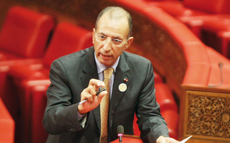 Dépenses électorales : Mohamed Hassad demande des comptes