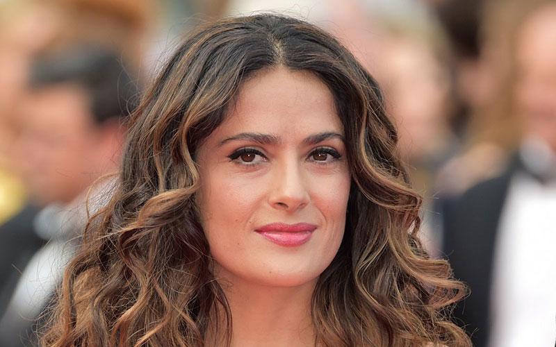 Salma Hayek, l'actrice caliente en 5 rôles clefs