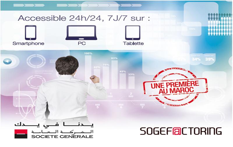 Société Générale Maroc lance Sogef@ctoring