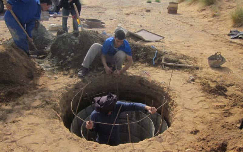 Trois corps de personnes d'une même famille retrouvés au fond de deux puits à Khénifra