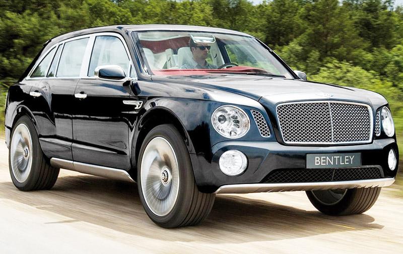 Bentley : Une version  encore plus puissante  pour le Bentayga ?