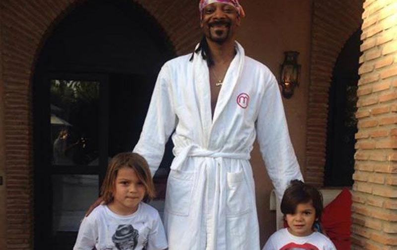 Snoop Dogg fait sa star à Marrakech