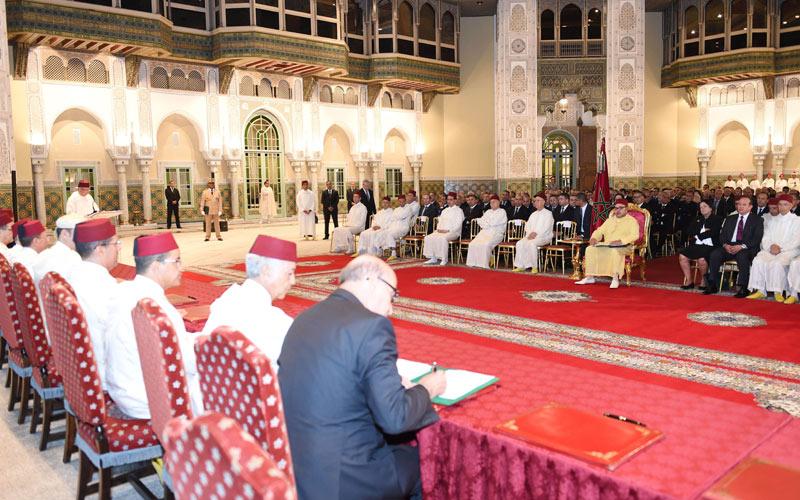 SM le Roi lance le plan de développement du Grand Casablanca (2015-2020)