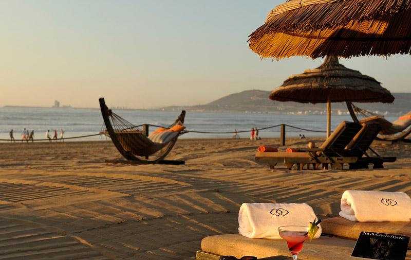 Les nationaux premier clients des hôtels classés d'Agadir en 2015
