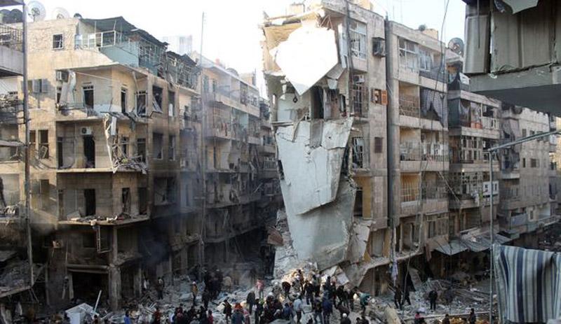 Syrie: au moins 23 personnes dont 13 éléments de Daech tués dans des raids