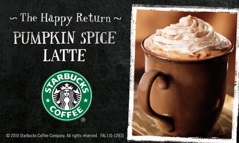 Starbucks lance le Pumpkin Spice Latte au Maroc