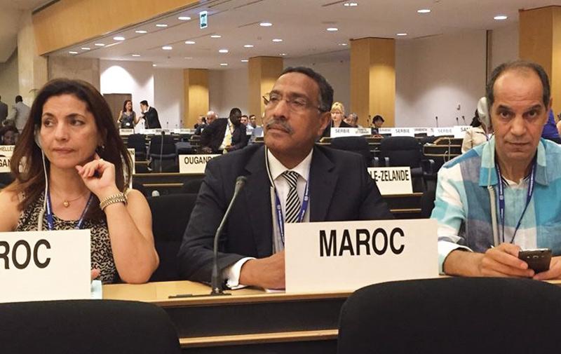 L'UMT représente les travailleurs marocains  à Genève