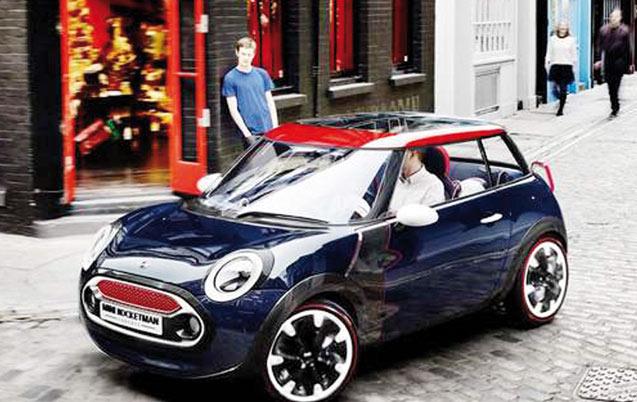 BMW/Toyota : Une mini MINI pour bientôt ?