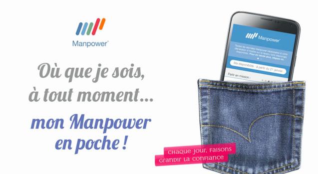 Emploi: ManpowerGroup Maroc lance sa nouvelle application Manpo