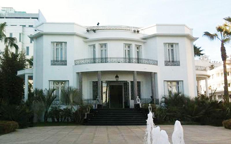 Concert avec le groupe «Loon»  à Casablanca
