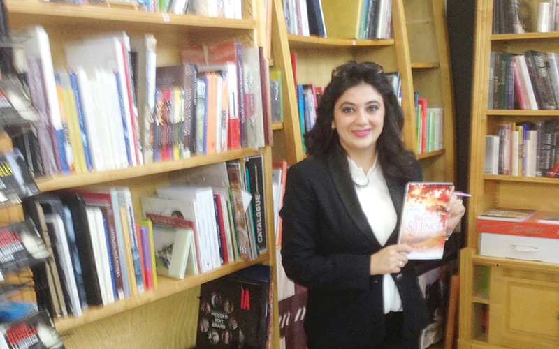 Nada Soudi Rifi : «Mon recueil aborde  la vie, l'espoir, les confidences et l'amour»