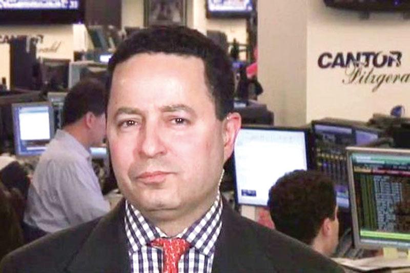 Youssef Squalli, 2ème meilleur analyste financier de l'année  à Wall Street