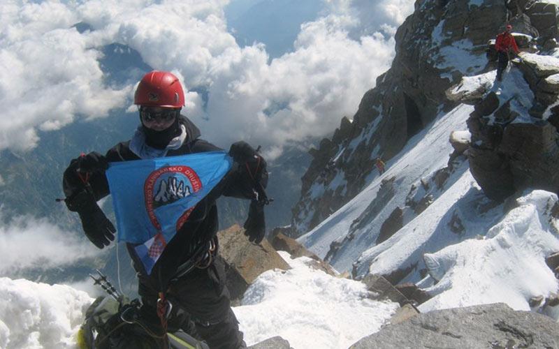 Expérience inédite d'un alpiniste croate  à la conquête des sommets du Haut Atlas