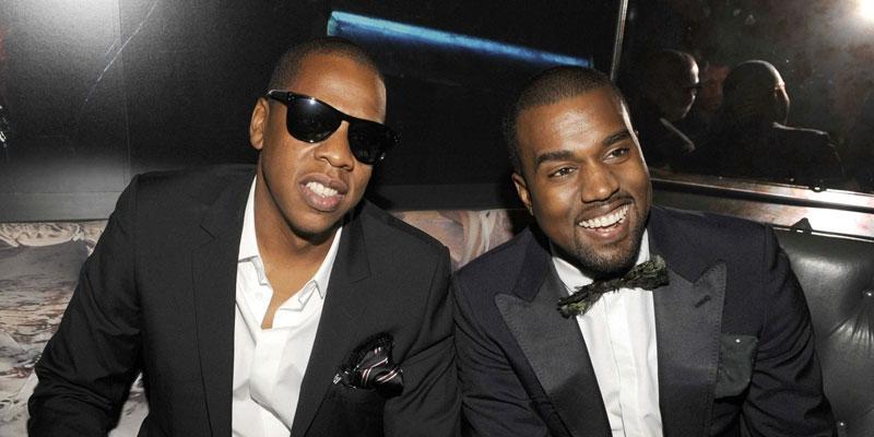 Jay Z refuse d'être témoin au mariage de Kanye West !