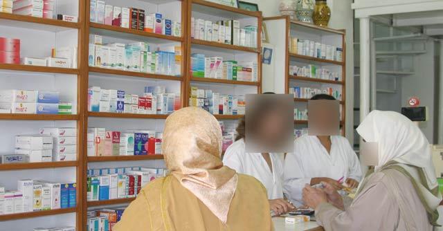 Les métiers de la pharmacie