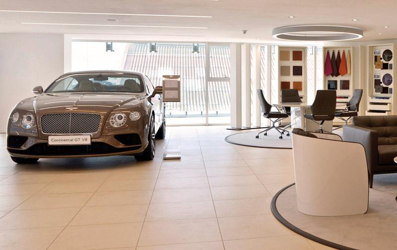 Bentley: Un premier showroom marocain pour le «B» ailé