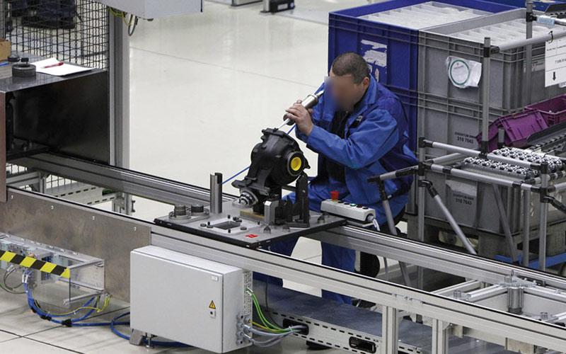 Industries manufacturières : l'indice des prix à la production en baisse de 0,3 % en août 2014
