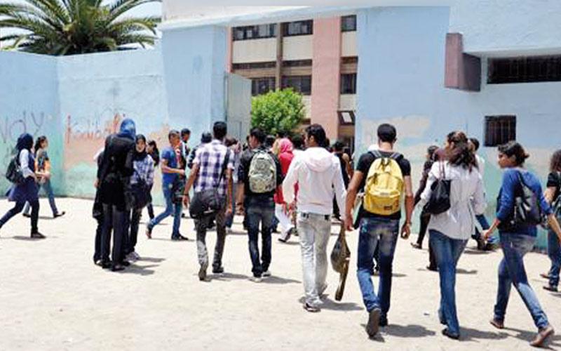 Casablanca : Armé d'un couteau, un élève menace une classe